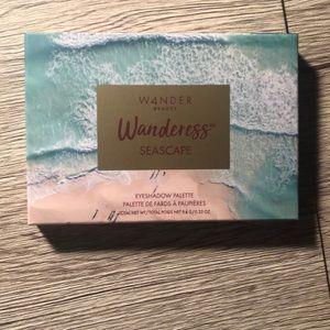 Wander Beauty Makeup - Wander Beauty Wanderess Seascape Eyeshadow Palette